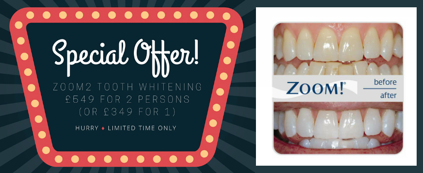 Teeth whitening zoom in Liverpool